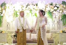 The Wedding - Arie & Tio by Ntophoto