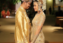 The Wedding - Ayu & Adli by Ntophoto