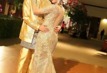 The Wedding - Ayu & Adli by Ntophoto