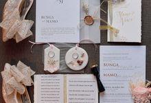 Bunga & Mamo Wedding Favours by nunagift