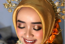Traditional Ceremony by Make Up by Mutiara Fallahdani