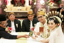 The Wedding of Sari & Alif by Celtic Creative