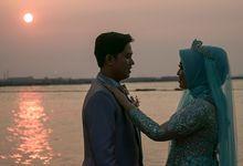 Wedding Day of Ifnu & Nurul by D'banquet Pantai Mutiara