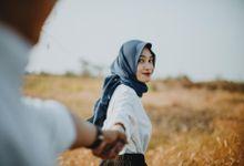 Nurul & Yoga by PRESTIGE PHOTOGRAPHY