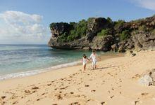 Beach Pre Wedding by Nuten 8 Imaging