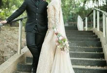 Adli & Ika Bahar Wedding by Chenta Concepts