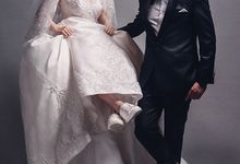 Prewedding Ms. Vania & Mr. Chris by Celine Allessandra Hair & Make Up Artistry