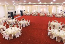 Gold event  by granddecor