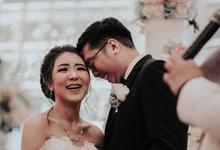 Gregorius & Jasmine Wedding by NWP Picture