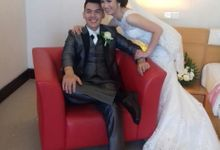 Steven Lena Wedding by Meicen Professional Makeup Artist