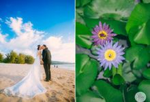 Francis And Rachelle Phuket Wedding by Jaypee Noche