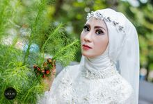 Wedding Dr. Nila & Arief by Luxioart