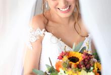 Bride: Diane ❤️ by Nybie Ng Make Up Artistry