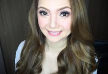 BRIDE: Maricar ❤️ by Nybie Ng Make Up Artistry