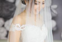 BRIDE: Monina ❤️ by Nybie Ng Make Up Artistry
