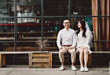 Destination Pre-Wedding Session by ein Photography & Design