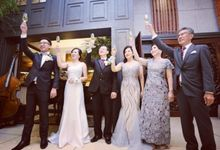 Love, Laugh and Life by Tieff & co. wedding planner