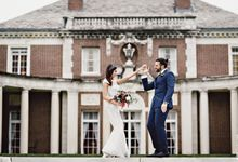 Rustic elegant Wedding at NYIT de Seversky Mansion by ein Photography & Design