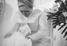 Meriyani & Riduan Wedding by mrenofan photography
