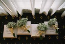 WEDDING OF NYOTO & MICHELLE by Fairytale Organizer
