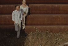 Prewedding Of Novi + Wawan by PING Me Photoworks