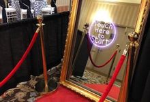 Mirror Me Interactive Photo Booth Set-Ups by Mirror Me Singapore