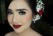Wedding Make Up only by LZ Service