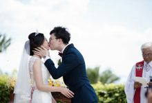 Ken & Peggy At Ayana Resort by Kiss Mrs Wedding Planner
