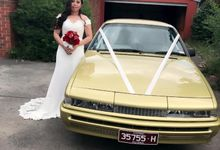 Dolna's Wedding by Prestige beauty and wedding