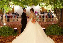 Wedding Day Of Philip & Astrid by Edelweis Organizer