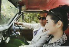 Prewedding Rani+Dwi by antareksa photography
