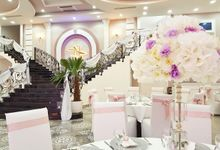 Valzë & Mergim's Wedding by granddecor