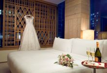 Bridal Suite by Oasia Hotel Novena, Singapore