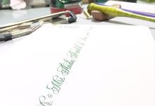 Envelope Addressing by Oats DIY