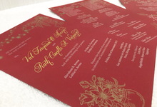 Invitation Design by Oats DIY