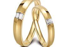 Tiaria OBSESSION Diamond Ring Perhiasan Cincin Pernikahan Emas dan Berlian by TIARIA