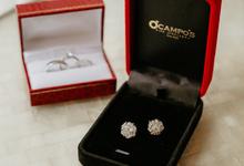 Luis & Nikki Nuptials by Ocampo's Fine Jewellery