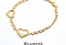 Heart Jewelry Pieces by Ocampo's Fine Jewellery