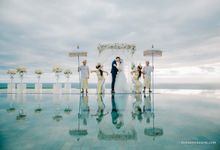 Sky Water Wedding -  Jin & Wang by Eurasia Wedding