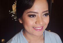 Javanese Family Wedding Makeup By Oscar Daniel by Oscar Daniel