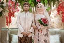 Wedding of Nisa & Ubay by Minity Catering