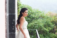 Brides hair and Makeup by PAU AMUTIO MAKE-UP ARTIST