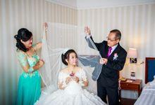 Wedding Michael & Felinda, 23 Oktober 2016 by Star Management