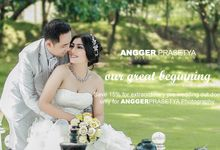 EXTRAORDINARY PRE WEDDING PROMO by ANGGERPRASETYAPHOTO
