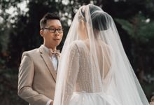 The Wedding Teo & Inggrid by Gedong Putih