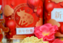 Chinese New Year by Oh My Bake!