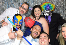 $488 Instant print photobooth promotion  by Oh Snap Productions