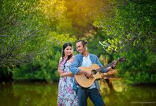 Take From Prewedding Putra & Wulan by Expose photography