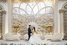 The Wedding of Ivan & Tiffany by Royal Ballroom The Springs Club
