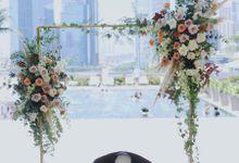 Huiwen and Yew Kiat by O'hara Weddings